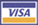 Visa Credit/Debit Accepted